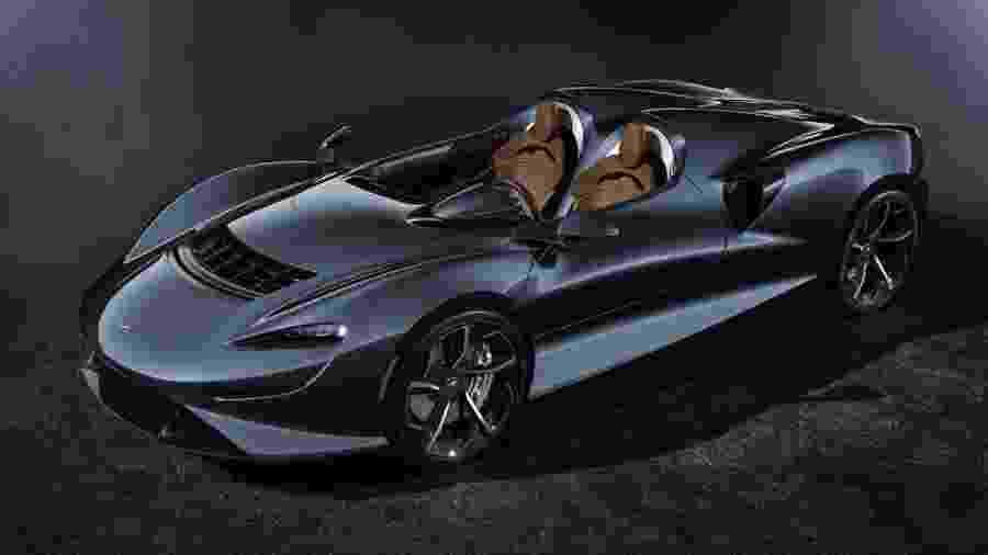 McLaren Elva - Divulgação