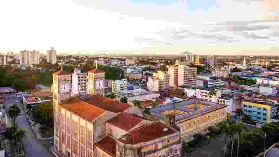 Cuiabá está em quarentena desde o dia 25 de junho - Getty Images