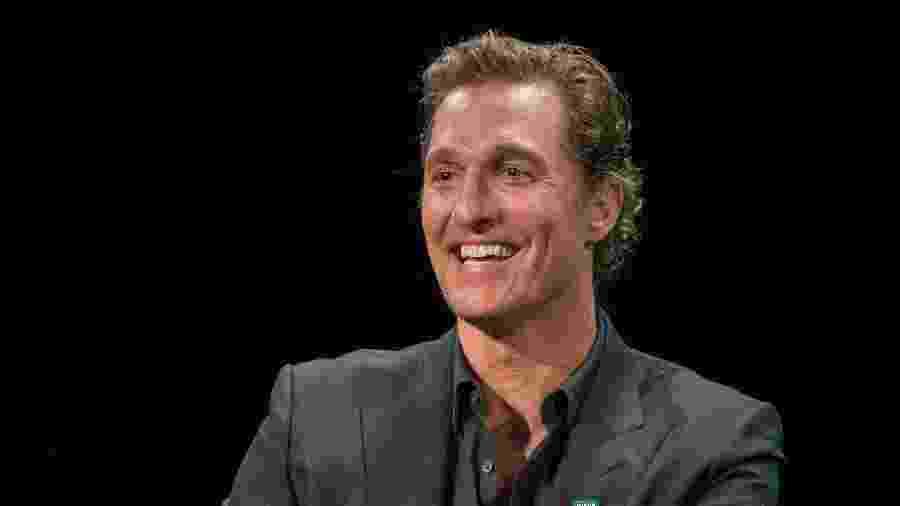 O ator Matthew McConaughey que publicará sua autobiografia - Rick Kern/Getty Images