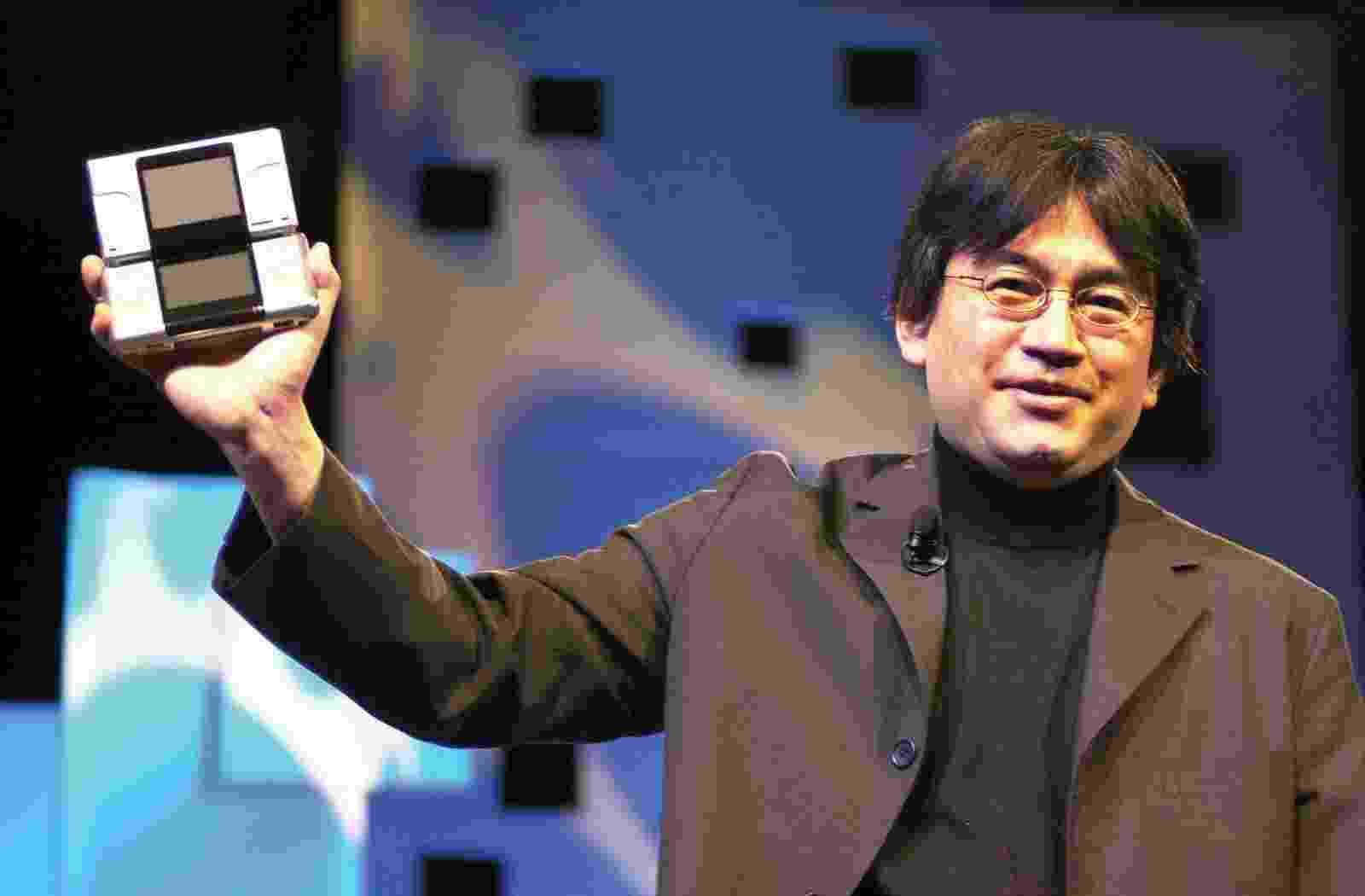 DS Iwata - Reprodução
