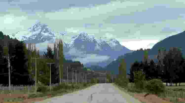 Carretera Austral, na Patagônia chilena - Eduardo Vessoni/UOL - Eduardo Vessoni/UOL