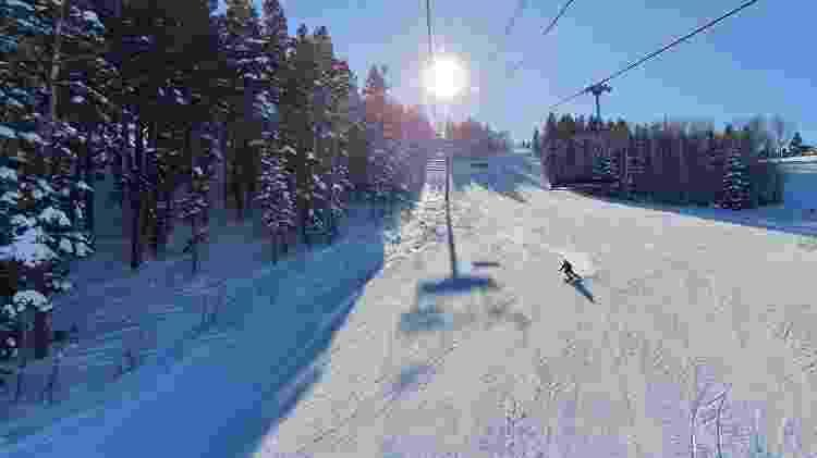Estação de esqui de Deer Valley - Marcel Vicenti/UOL - Marcel Vicenti/UOL