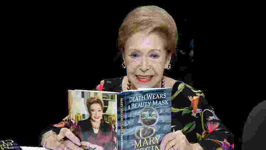 28.05.2015 - Mary Higgins Clark na BookExpo America, em Nova York (EUA) - WireImage