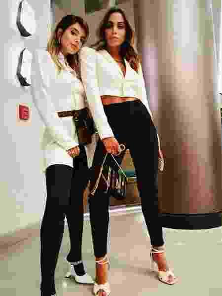 Giovanna Lancelotti e Anitta - Reprodução/Instagram