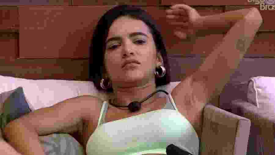 BBB 20: Manu conversa com Mari - Reprodução/Globo