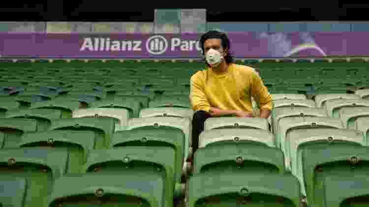 Luan Santana fará live no Allianz Parque, em São Paulo - Divulgação - Divulgação