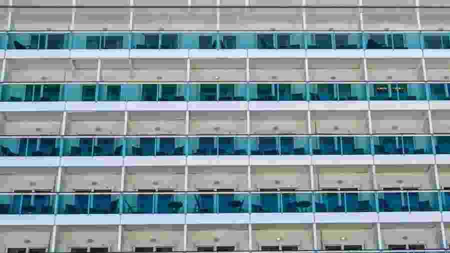 Talvez pela primeira vez, porém, hotéis e resorts em terra firme tenham que combater infestações microbianas com a persistência de um diretor de cruzeiros - Getty Images/iStockphoto