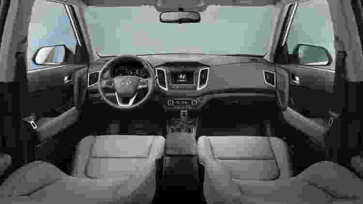 Hyundai Creta Limited - Divulgação - Divulgação
