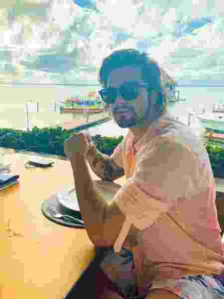 Luan Santana no México - Reprodução / Instagram