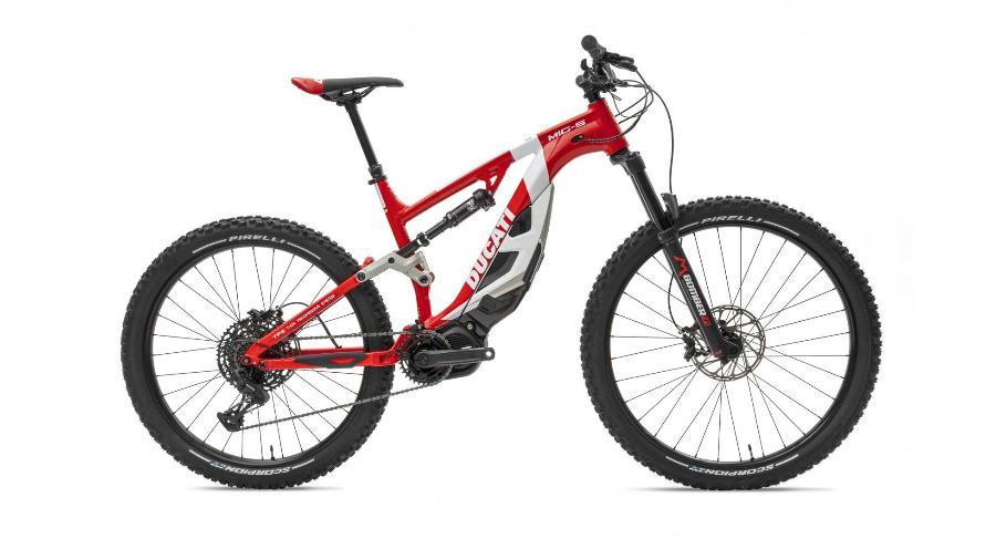 Ducati TK-01RR e-enduro - Divulgação