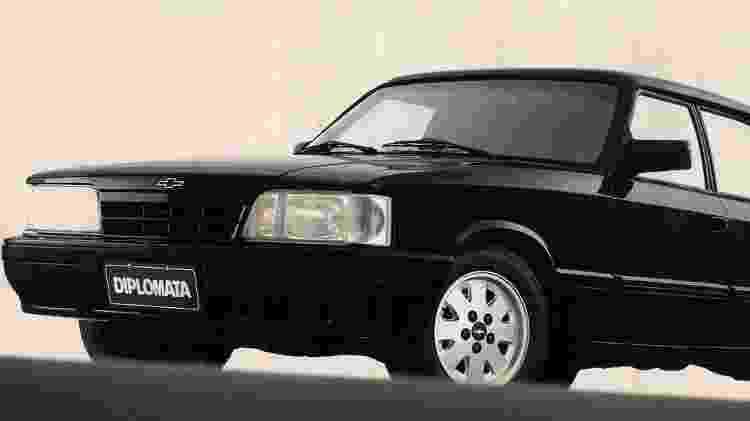 Chevrolet Opala Diplomata - Divulgação - Divulgação