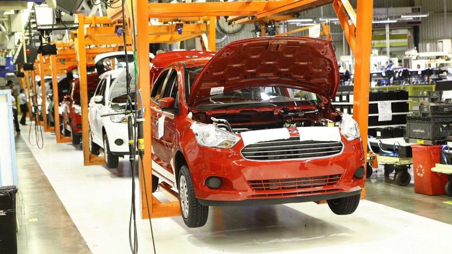 Ford Ka - Produção em Camaçari - Divulgação