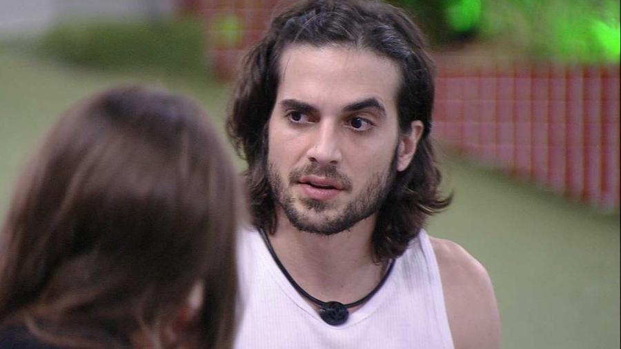 BBB 21: Fiuk fala sobre Carla Diaz - Reprodução/Globoplay