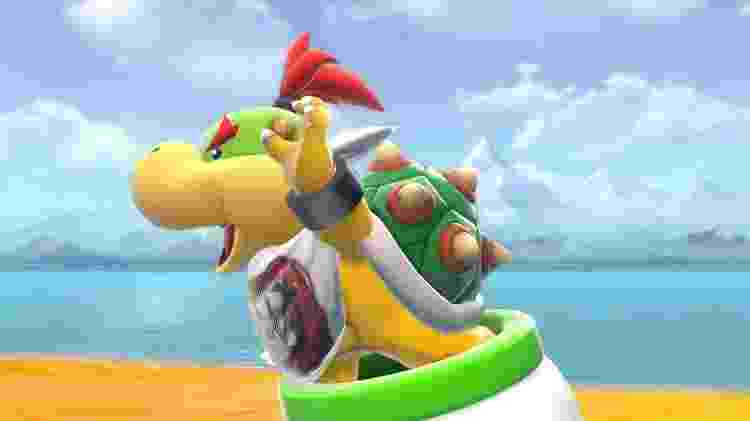 Super Mario 3D World: Bowser's Fury Imagem - Daniel Esdras/GameHall - Daniel Esdras/GameHall