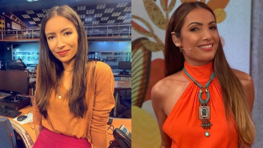 As irmãs Paloma e Patricia Poeta - Reprodução/Instagram