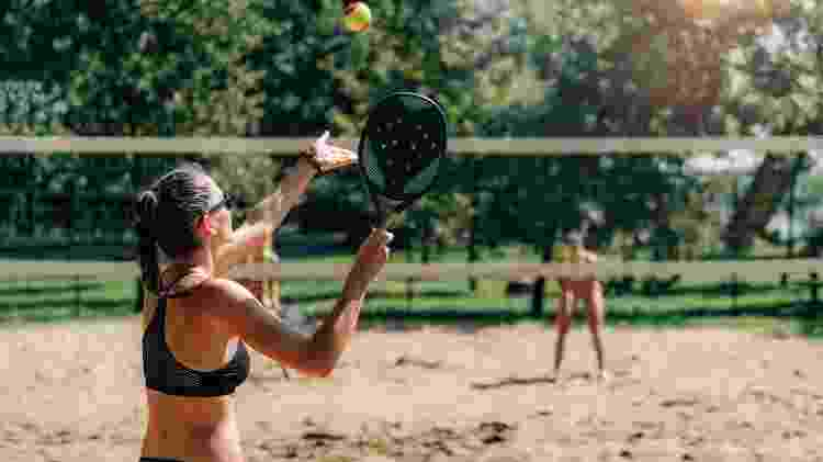 Beach Tennis - Getty Images - Getty Images