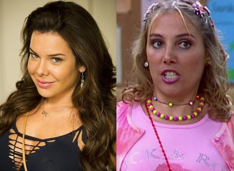 Fernanda Souza será Tati, adolescente interpretada por Heloísa Périssé