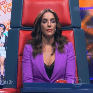 10.jan.2015 - The Voice Kids - Reprodução/TV Globo