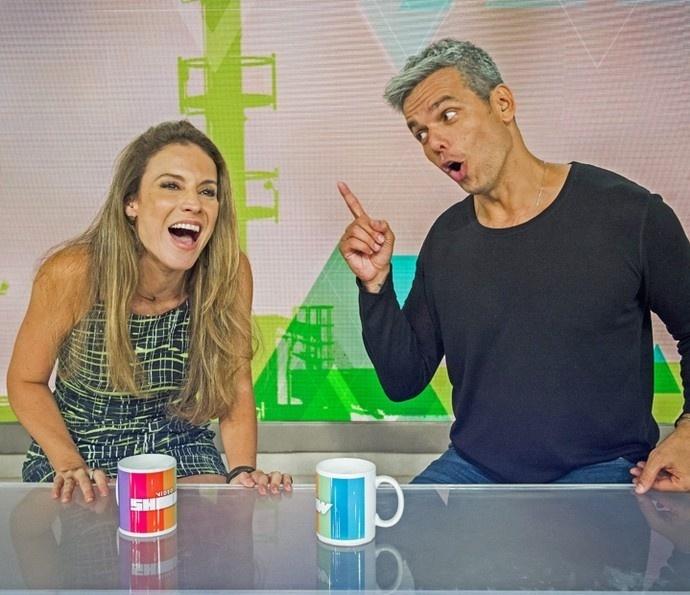 Maíra Charken foi escolhida para ser a nova apresentadora do Vídeo Show ao lado de Otaviano Costa