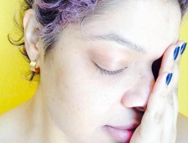 16.mar.2016 - A cantora Serena Assumpção morre de câncer aos 39 anos - Reprodução/Facebook