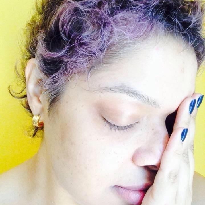 16.mar.2016 - A cantora Serena Assumpção morre de câncer aos 39 anos