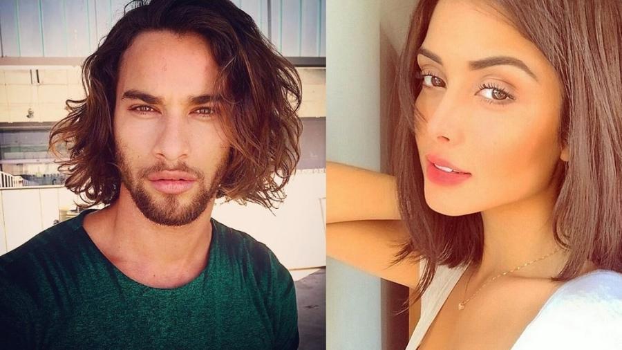 Pablo Morais está namorando a atriz Letícia Almeida - Reprodução/Instagram