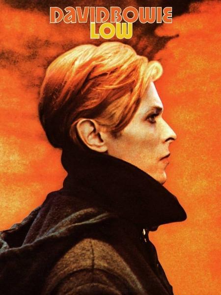 """Capa do disco """"Low"""", de David Bowie - Reprodução"""