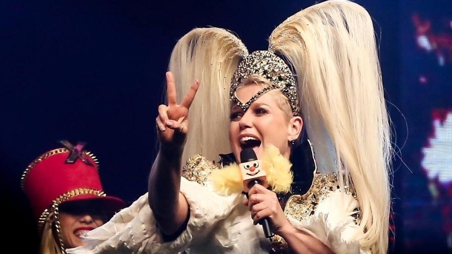 Show de Xuxa acontecerá após desfile do bloco no Rio - Divulgação