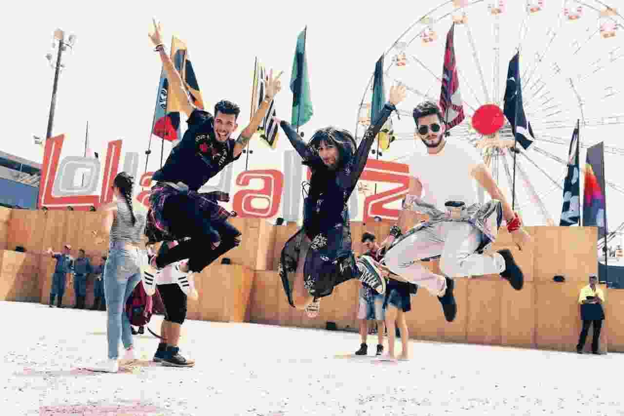 Lollapalooza 2018 público chega cedo a Interlagos - Felipe Gabriel/UOL
