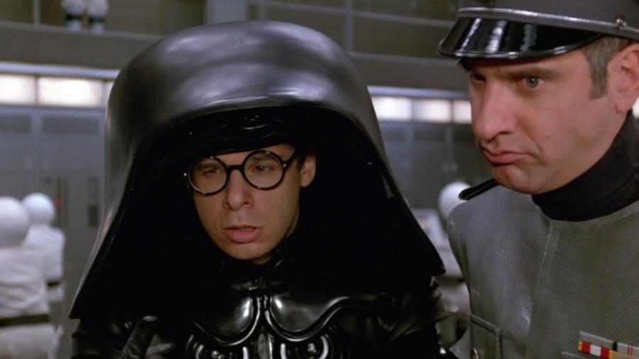"""Rick Moranis em """"S.O.S Tem um Louco no Espaço"""" - Divulgação"""