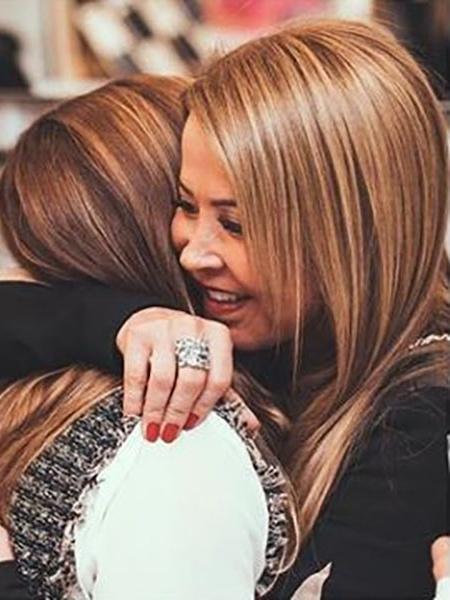 Zilu com a filha Camilla - Reprodução / Instagram