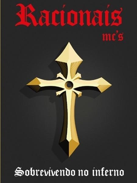 """Capa do livro """"Sobrevivendo no Inferno"""" - Divulgação"""