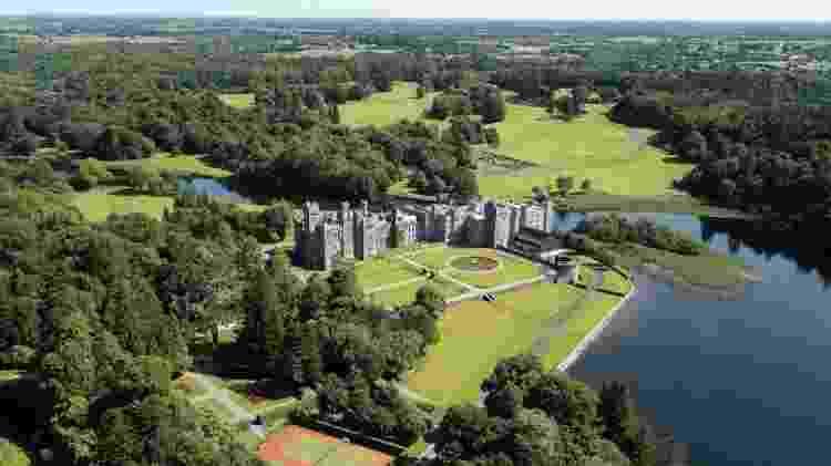Hotel Ashford Castle, na Irlanda - Divulgação/Ashford Castle - Divulgação/Ashford Castle