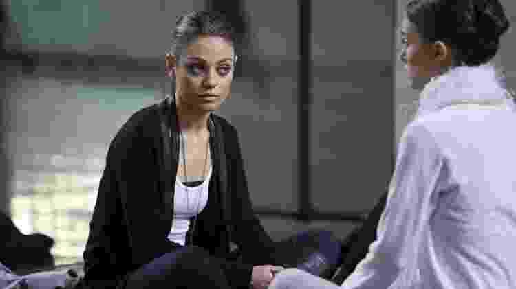 """Mila Kunis e Natalie Portman em cena de """"Cisne Negro"""" - Divulgação - Divulgação"""