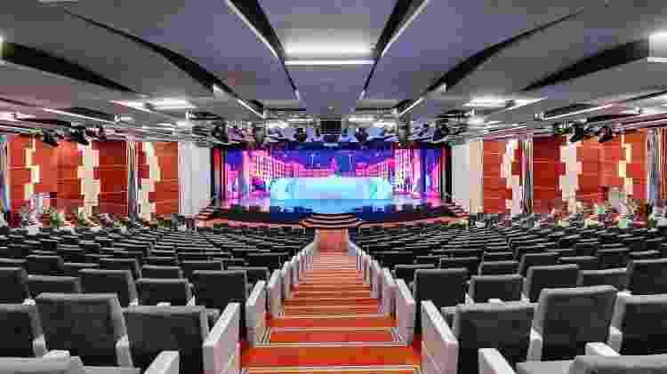 Teatro Odeon tem capacidade para mais de 900 pessoas - Divulgação