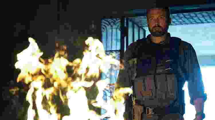 """Ben Affleck em cena de """"Operação Fronteira"""" - Divulgação - Divulgação"""