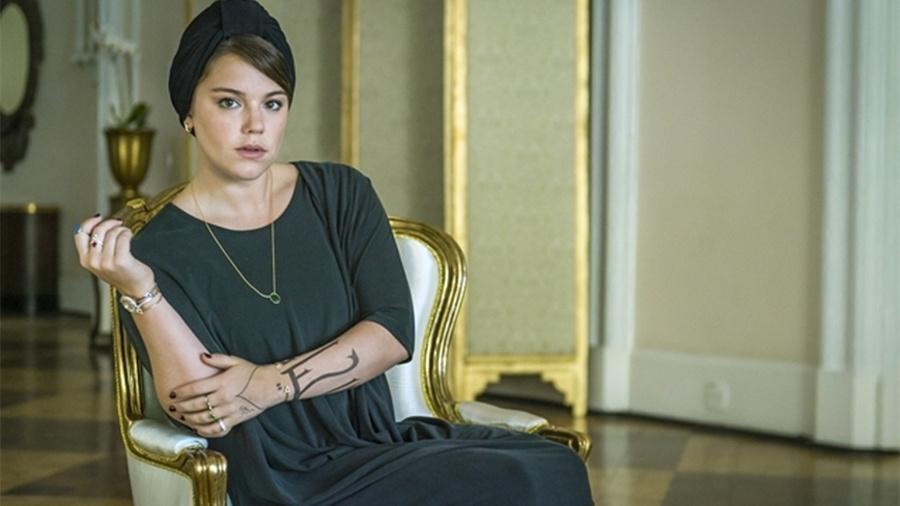 "Alice Wegmann é Dalila em ""Orfãos da Terra"" - Paulo Belote/Globo"