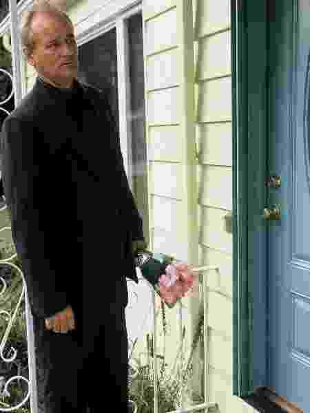 """Bill Murray no filme """"Flores Partidas"""" - Divulgação"""