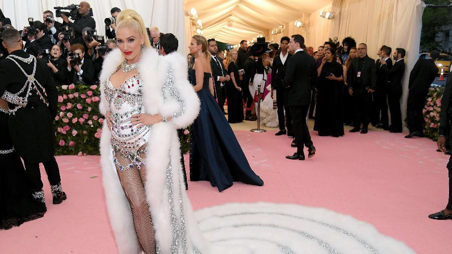 Gwen Stefani, 50 anos - Neilson Barnard/Getty Images/AFP