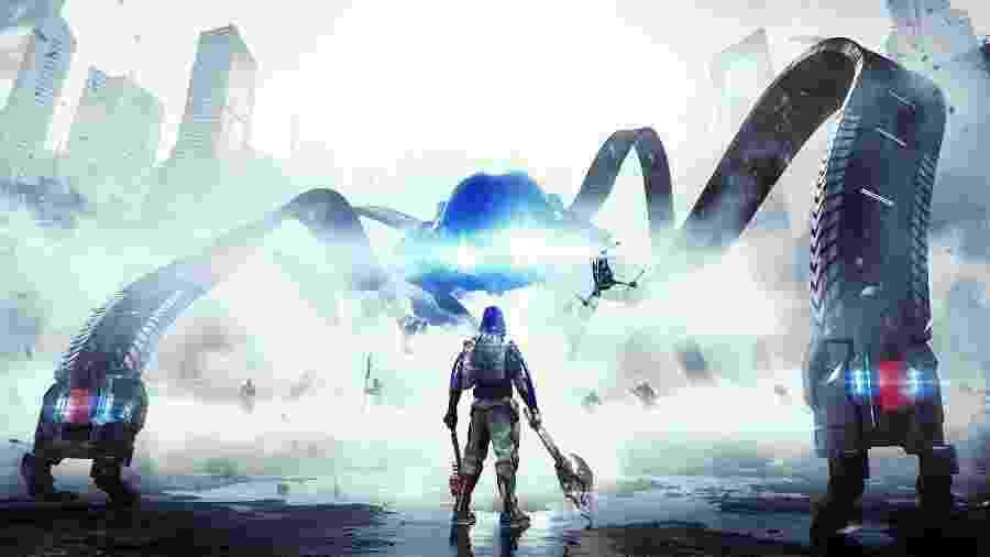 """A ação de """"The Surge 2"""" chega em 24 de setembro para PC, Xbox One e PlayStation 4 - Divulgação"""