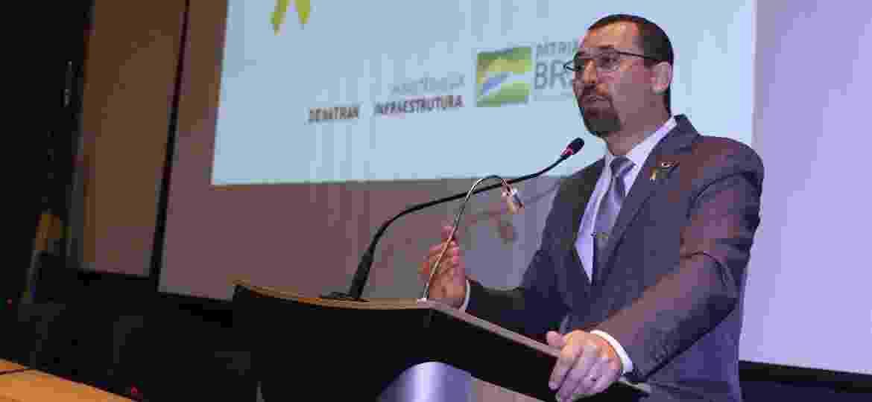 Jerry Dias Rodrigues sai em meio a polêmicas decisões na área do trânsito do governo de Jair Bolsonaro - Valter Campanato/Agência Brasil