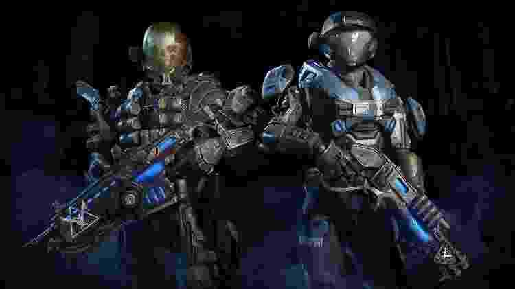 Gears 5 Halo Reach - Divulgação - Divulgação
