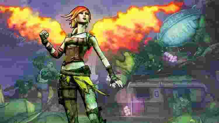 Lilith é a Siren mais famosa da série - Reprodução