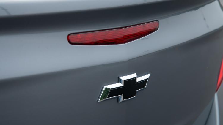 Pacote de R$ 700 agrega detalhes como logotipo preto da Chevrolet e calotas de 15 polegadas escurecidas - Divulgação