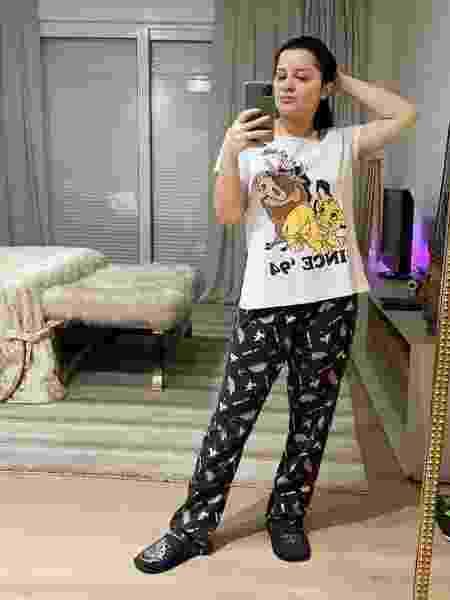 Maraísa posa de pijama - Reprodução/Instagram
