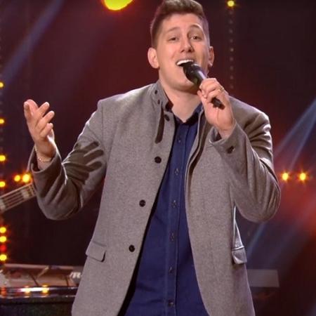 Jackson Follmann é finalista do Popstar - Reprodução/Globo