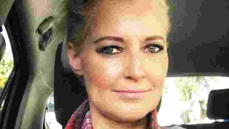 Kerry Van Der Merwe tem peito escavado e quer aumentar a conscientização sobre a doença - KERRY VAN DER MERWE