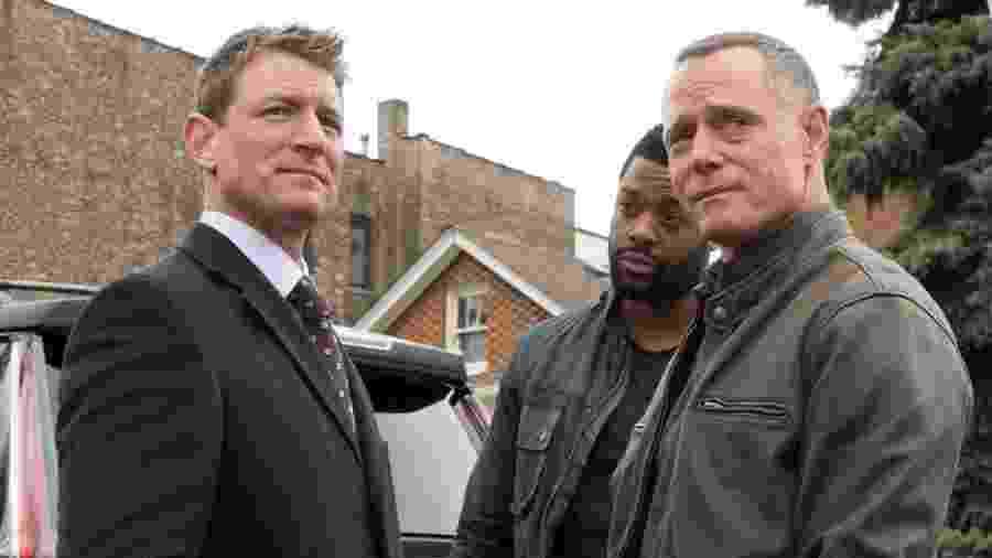 """Cena da série """"Chicago P.D.""""; ela se junta a """"Chicago Fire"""", """"Chicago Med"""" e """"Chicago Justice"""" no Globoplay - Divulgação"""