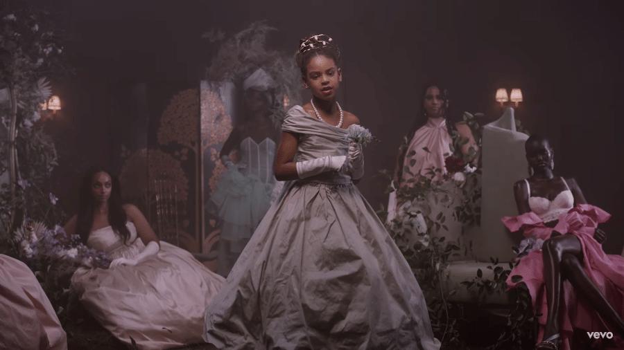 Blue Ivy brilha em clipe da mãe, Beyoncé - Reprodução/Youtube