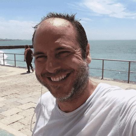 Alexandre Liuzzi em Portugal; Ator se mudou para o país após assalto no Rio em 2016 - Reprodução/Instagram/@alexandreliuzzi